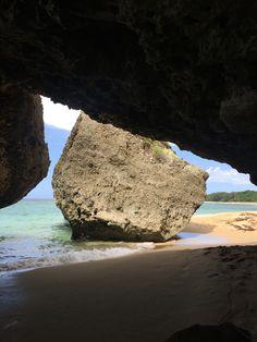 Survival beach.  Aguadilla, PR