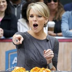 """TV host Megyn Kelly filming the TV show """"Access Hollywood Live"""" (298083)"""