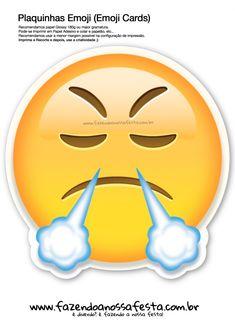 Plaquinhas Emoji Whatsapp 64