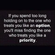 if you spend too long holding on...