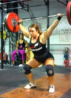 How to Become a Snatch Master! « Invictus   Redefining Fitness