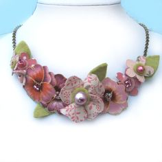 Pale Pink Pansy Necklace by CraftyJoDesigns https://www.etsy.com/uk/listing/219258038/pink-flower-necklace-pale-pink-pansy?ref=shop_home_active_15