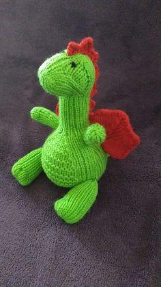 Ravelry: Capar117's Dragon plush toy