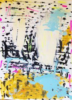 art journal page - ashley g