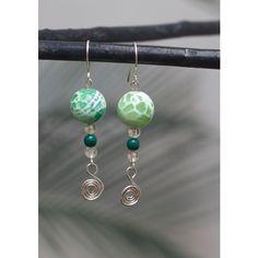 Blue earrings Gemstone earrings Lapis earrings Lapis lazuli Blue stone... ❤ liked on Polyvore featuring jewelry, earrings, sterling silver dangle earrings, blue stone jewellery, gemstone earrings, lapis lazuli earrings and blue earrings
