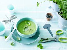 Groen lentesoepje (Libelle Lekker!)