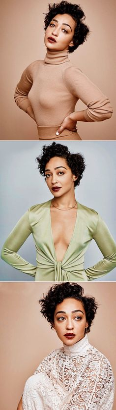 Ruth Negga photograp