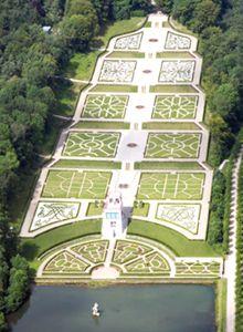 Schloss Gottorf Schleswig Germany - Barockgarten