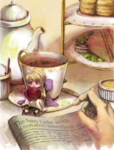 (fairy tale) by Okame - Hetalia - Russia / Ivan Braginski - http://www.pixiv.net/member_illust.php?mode=medium_id=15007873  #Hetalia (#ヘタリア) - #Russia (#ロシア)