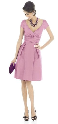 I just bought this dress for a Breast Cancer Awareness fundraising event.  Pink and perfect. LOVE!!!