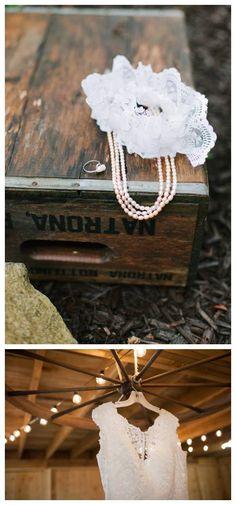 Rustic barn wedding Butler