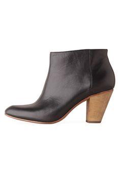 DREAM BOOTIES: Rachel Comey Dazze Heeled Ankle Boot