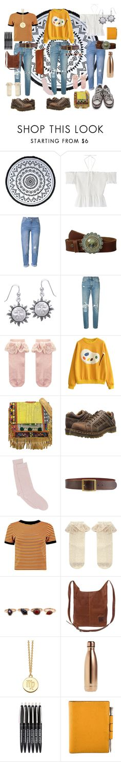 """""""random fits"""" by sydneybrunette on Polyvore featuring You, Me and the Dream, WithChic, Leatherock, Carolina Glamour Collection, Levi's, Converse, Monsoon, Vintage Addiction, Dr. Martens and Pepper & Mayne"""