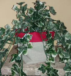 Coprivaso di lino, by francycreations non solo idee regalo, 8,00 € su misshobby.com