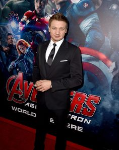 Jeremy Renner Photos - Premiere Of Marvel's 'Avengers: Age Of Ultron' - Red Carpet - Zimbio
