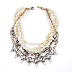 Best Seller-Unique Multi-layer Ethnic Choker Necklace
