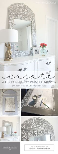 How to make a luggage rack side table - The Shabby Creek Cottage