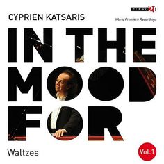 In the Mood for Waltzes, Vol. 1: Chopin, Brahms, Delibes, Rachmaninoff, Shostakovich, Katsaris... (Classical Piano Hits) de Cyprien Katsaris