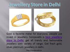 Find best jewellery store in Delhi is Sonijewells In karol bagh http://sonijewells.in/