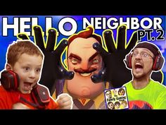 Entertainment and fun: WE SCARED OUR BLIND NEIGHBOR!? FGTEEV Scary Hello ...
