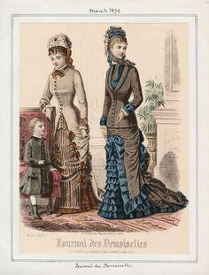 1879 - Journal des Demoiselles
