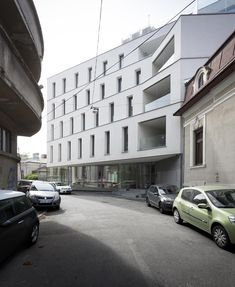 Residential Building In Dialogue With Its Urban Tissue| Aaron Florian by ADNBA | Architecture Lab