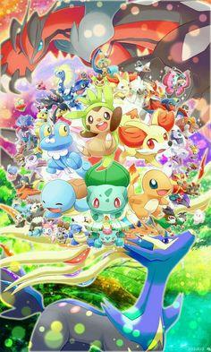 Kawaii pokemon X and Y Kalos Pokemon, Anime Pokemon, Pokemon X And Y, Pokemon Pins, Pokemon Fan Art, Cool Pokemon, Pokemon Games, Pikachu Art, Pokemon Pokemon