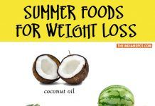 SUMMER FOODS THAT WILL ACTUALLY HELP YOU SLIM DOWN