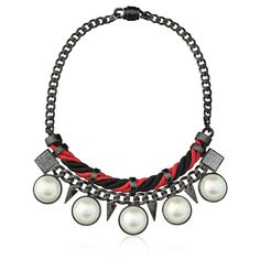 Blanc Collection - Pearl #pearl #necklace #rope www.designmariadolores.com.br