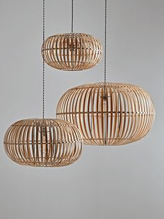 Flat Rattan Counter Stool - Natural - Kitchen & Dressing Table Stools - Luxury Seating - Luxury Home Furniture Rattan Lampe, Rattan Stool, Rattan Counter Stools, Table Stools, Room Lights, Ceiling Lights, Wicker Pendant Light, Bamboo Ceiling, Bamboo Light