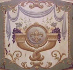 Detail, Pantry Door by Jeff Huckaby