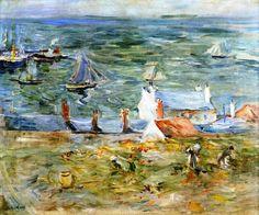 ART & ARTISTS: Berthe Morisot - part 3