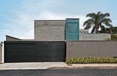 50 fachadas de Arquitetura & Construção - Casa