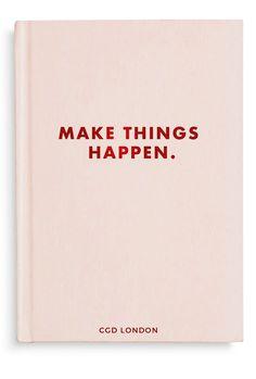 Make Things Happen Plan