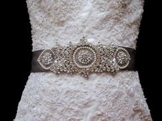 more wedding belts for reference