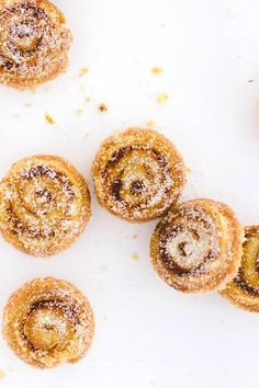 This pumpkin sugar swirls recipe is a sure-fire way to make everyone's Thanksgiving happy!