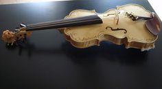 17th century model violin just finished by deviantviolins.deviantart.com on @deviantART