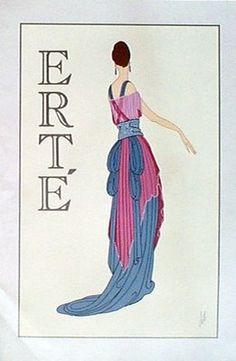 Artist Spotlight: Erte