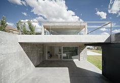 Rufo House, Spain by Alberto Campo Baeza | Buildings | Architectural Review