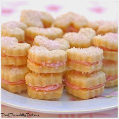 Today I'm revisiting a recipe that I blogged about almost 3 years   ago -  Cream Wafers!   I can't believe it's been so long   since I ma...