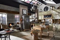Marchi Group – Kitchen Nolita, Vintage Style Kitchen – Vintage Kitchen – Artisanal Kitchen