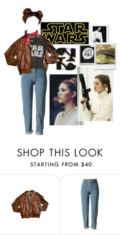 """""""Star Wars"""" by alexshelton on Polyvore featuring Burberry, Polaroid and vintage"""