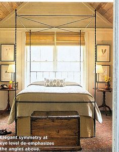 bed against windows...yes or no?