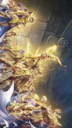 La lista del sol en el muro de los lamentos lo recuerdan?? ~aioros chan Knights Of The Zodiac, Manga Anime, Anime Art, Asgard, Seven Deadly Sins Anime, Comic Games, Gold Art, Japan Art, Manga Comics