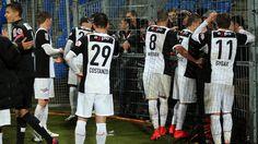 Erklärungsbedarf Aarauer trösten die Fans nach Spielschluss