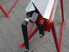 Kantbank 1020mm inkl. Rollenschere und Wulstmaschine