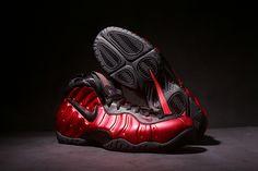1f8088bf51b Nike Air Foamposite Pro University Red Black Men s Size 624041-604