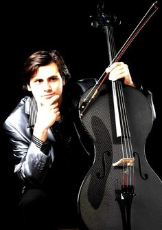 @Stjepan Hauser, from Sulic&Hauser. An amazing cello player.