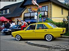 Audi Sport, Volkswagen, Classic Cars, Vehicles, Cutaway, Vintage Classic Cars, Rolling Stock, Vehicle