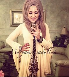 Desi hijab outfit